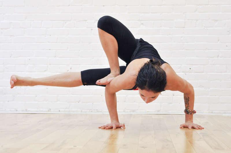 Продвинутая йога