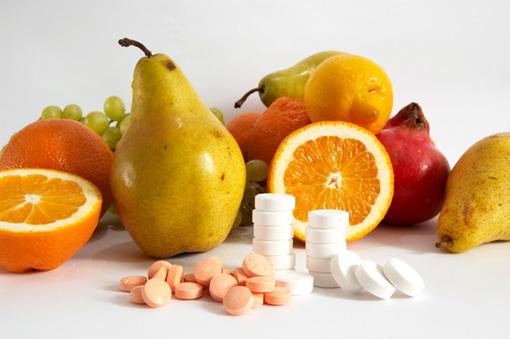 Витамины в обмене веществ